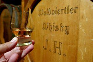 Wadviertler Whisky aus Roggenreith