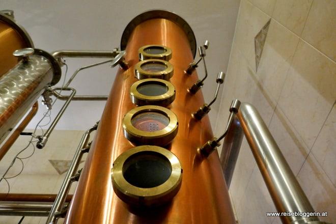 Whiskybrennerei Haider