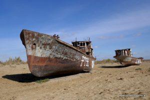 Der Friedhof der Schiffe