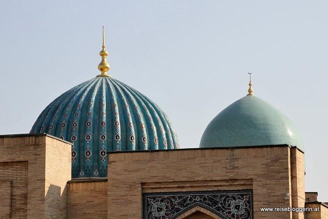 blaue Kuppel in Taschkent