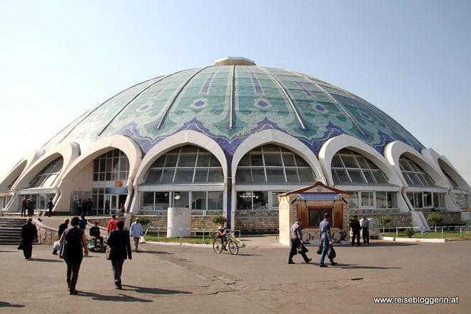 Chorsu Basar in Taschkent