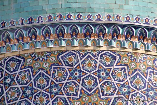 Fliesenkunst in Usbekistan