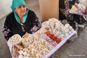 Käse am Markt von Taschkent