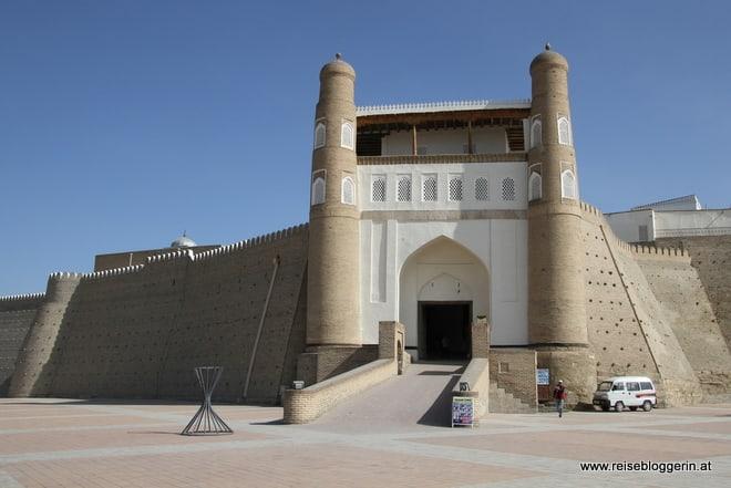 Die Ark in Buchara