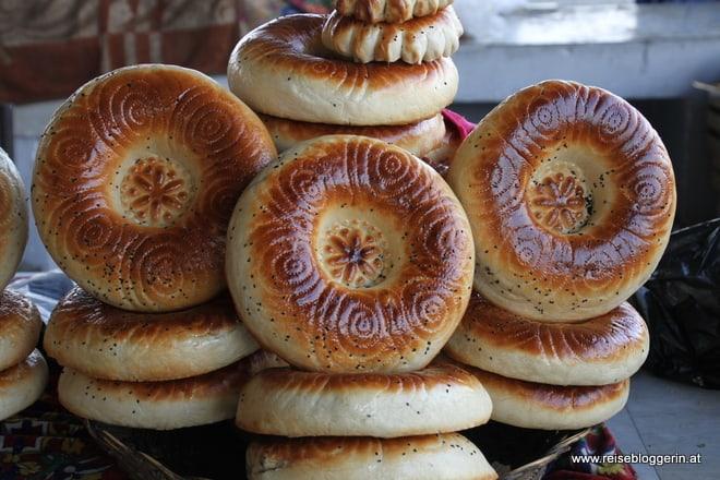 Brot in Usbekistan