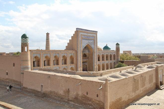 Die Mohammed Rahim Khan Medrese