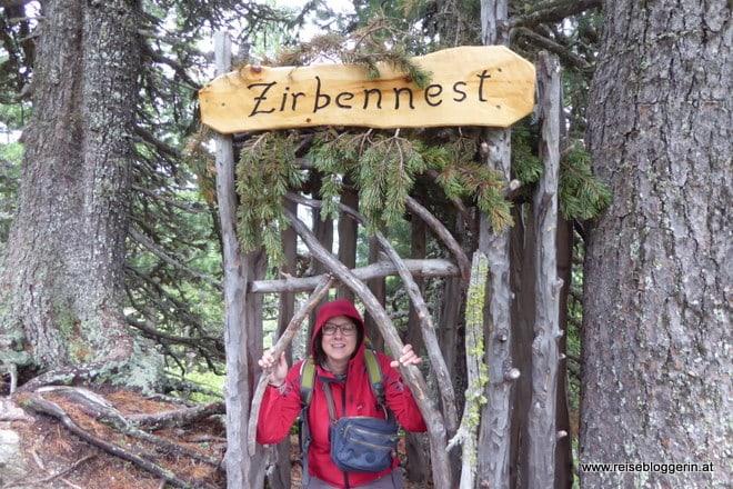 Die Reisebloggerin Gudrun Krinzinger in Gastein