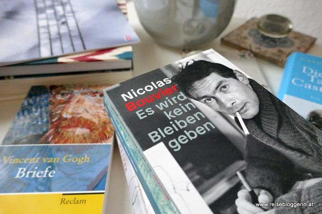 Bücher die die Reisebloggerin lesen möchte