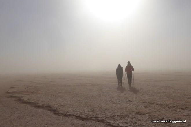 Marokko Wüstenwandern