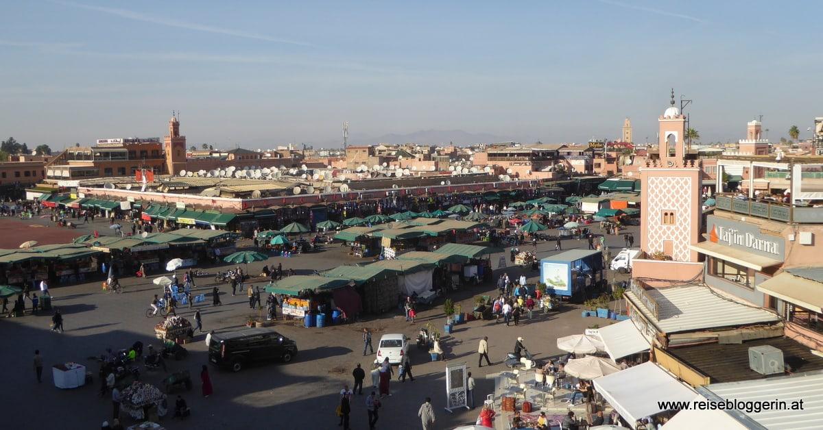 7 Tipps für Marrakesch