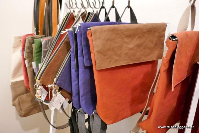 Taschen von simple.C in Meran
