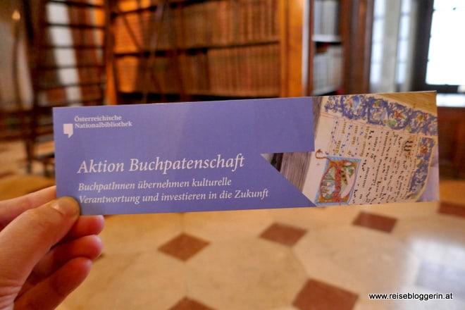 Aktion Buchpatenschaft