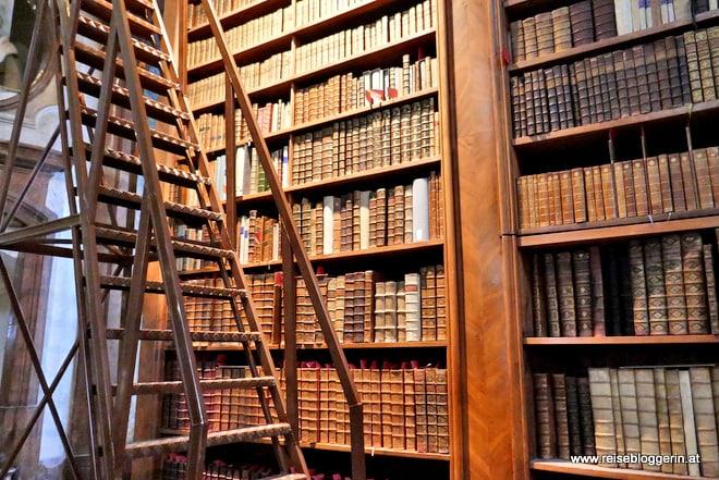 Die Österreichische Nationalbibliothek in Wien