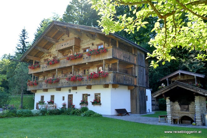 Heimathaus in Saalbach Hinterglemm