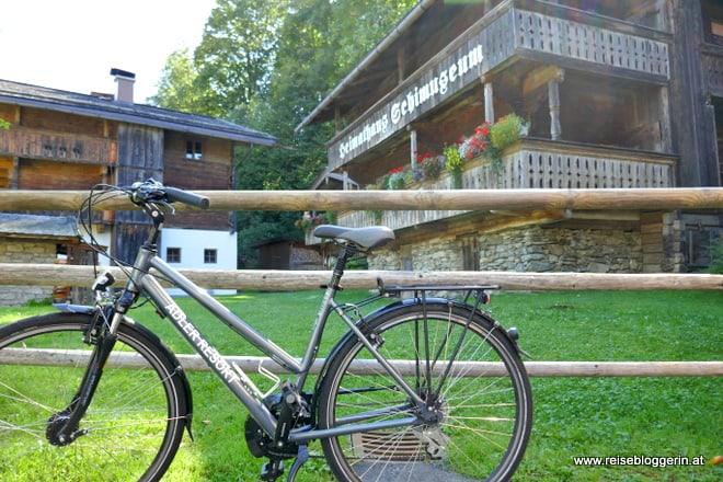 Das Heimathaus in Saalbach