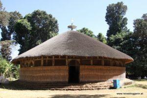 Die Klosterkirche Azoa Maryam