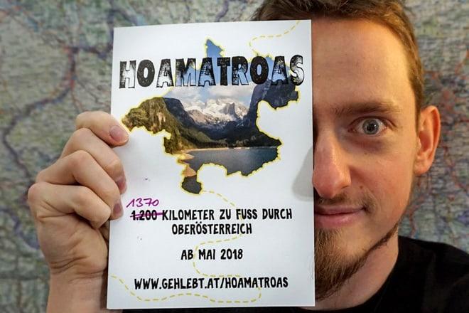 Martin Moser Hoamatroas