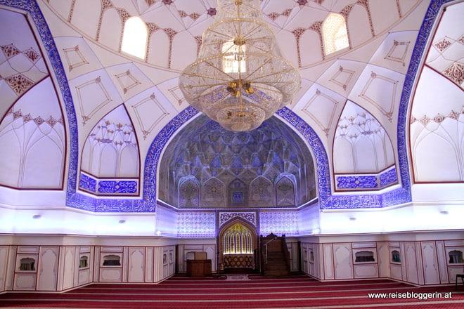Bolo Chaus Moschee in Buchara