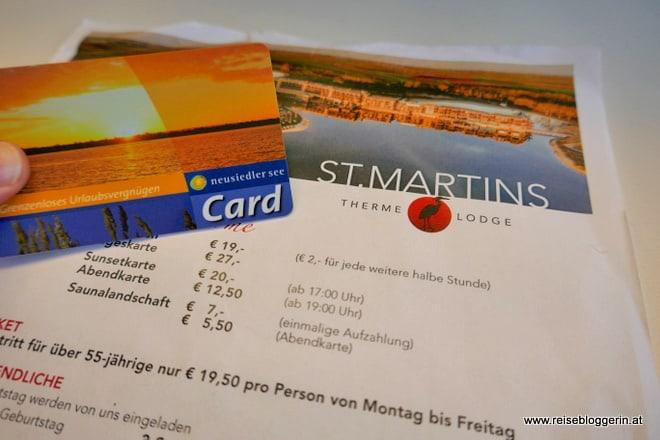 Neusiedler See Card