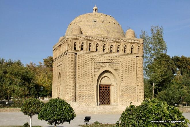 Das Mausoleum der Samaniden