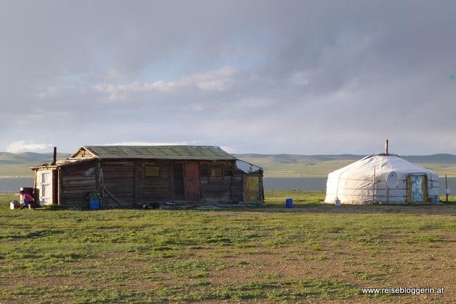 Außergewöhnlich übernachten in der Mongolei