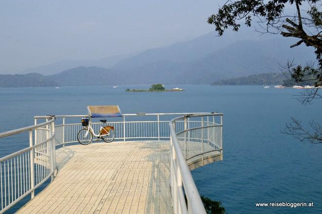 Sonne-Mond-See für Radfahrer