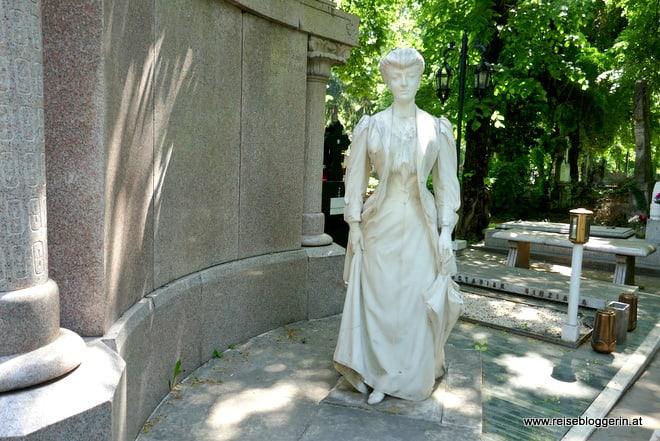 Auf dem Bellu Friedhof
