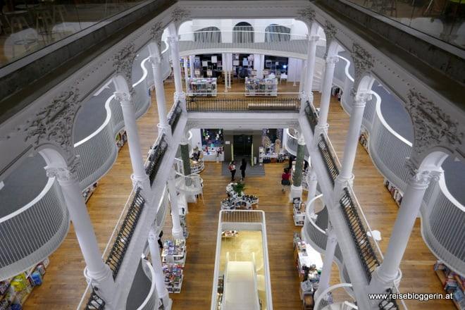 Die schönste Buchhandlung in Bukarest