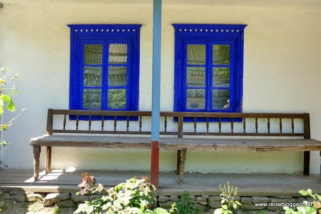 Im Dorfmuseum in Bukarest