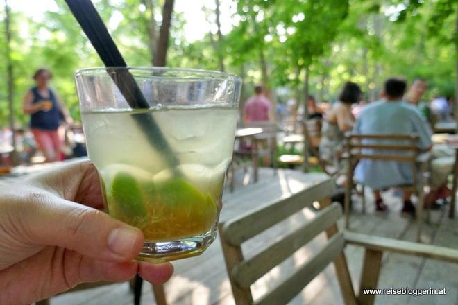 Garden Eden Bar in Bukarest