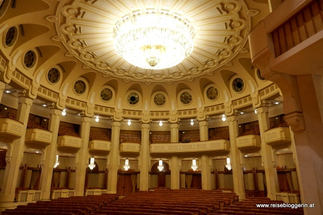 Das Theater im Parlamentspalast