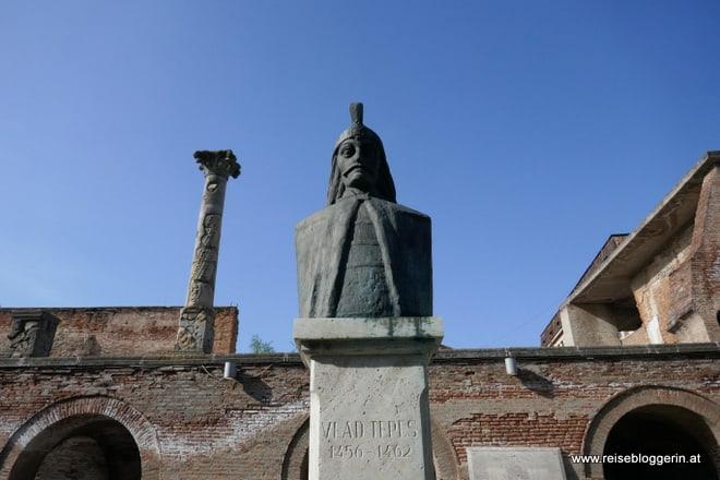 Vlad Tepes in Bukarest