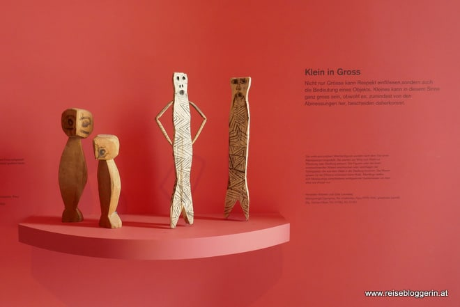 Ausstellung im Museum der Kulturen