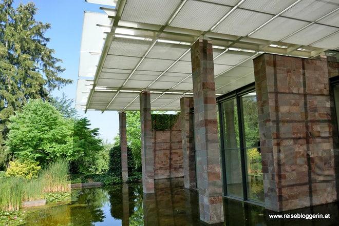 Fondation Beyeler, Architekt Renzo Piano