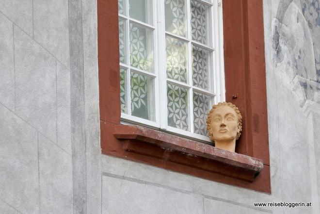 Kunstwerk in Basel