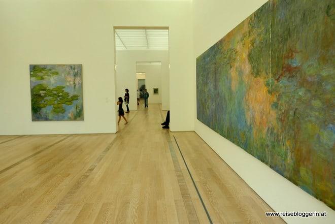 Monet in der Fondation Beyeler in Basel