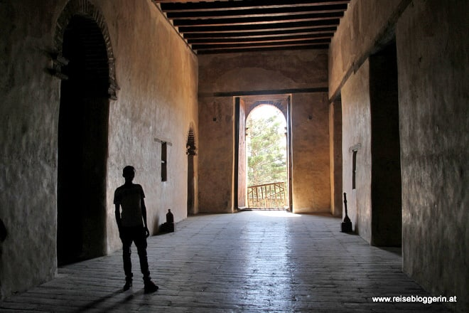 Im Palast des Kaisers Fasilidas