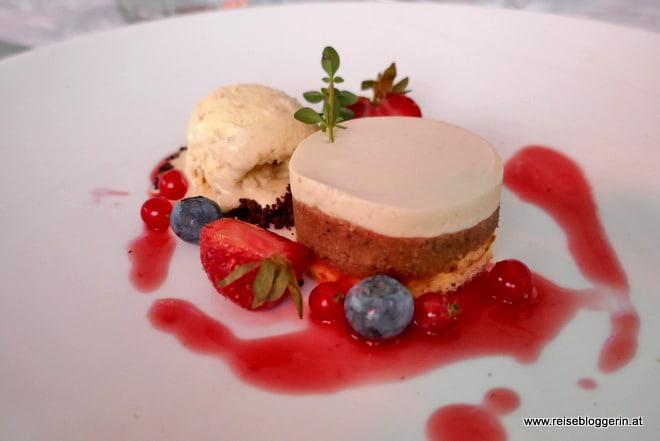 Dessert im Krallerhof