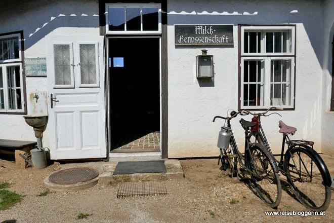Im Dorfmuseum Mönchhof