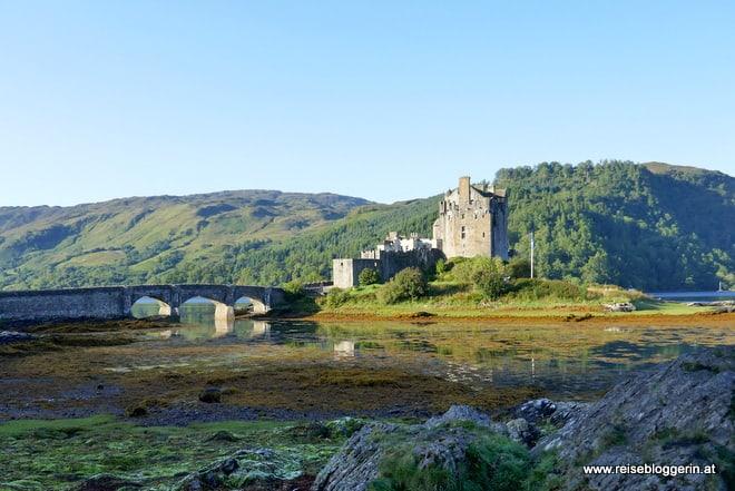 Eilean Donan Castle in Schottland