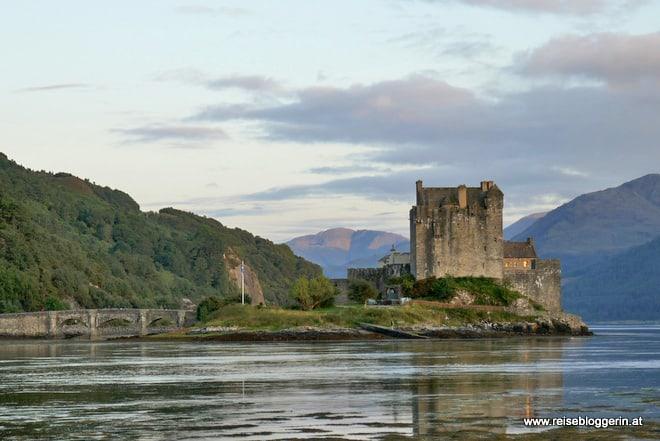 Filmkulisse: Eilean Donan Castle