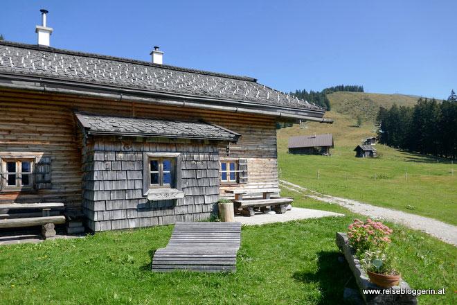 Hüttenurlaub im SalzburgerLand