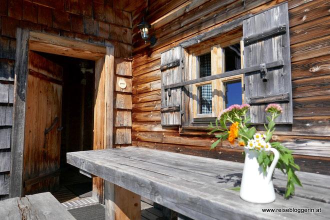 Urlaub auf der Alm - Die Wallmanhütte