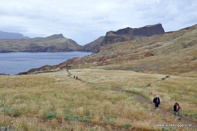 Die Landschaft auf Madeira