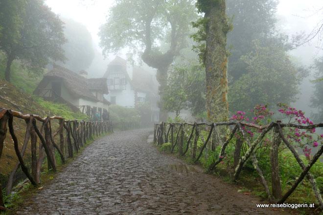 Queimadas auf Madeira