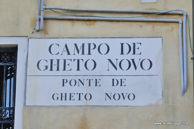 Am Campo Ghetto Nuovo
