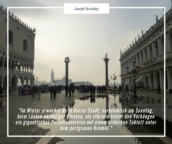 Joseph Brodsky Zitate Venedig
