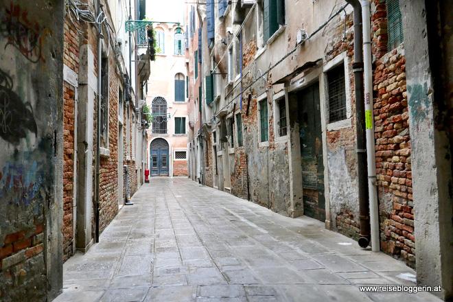 jüdisches Viertel in Venedig