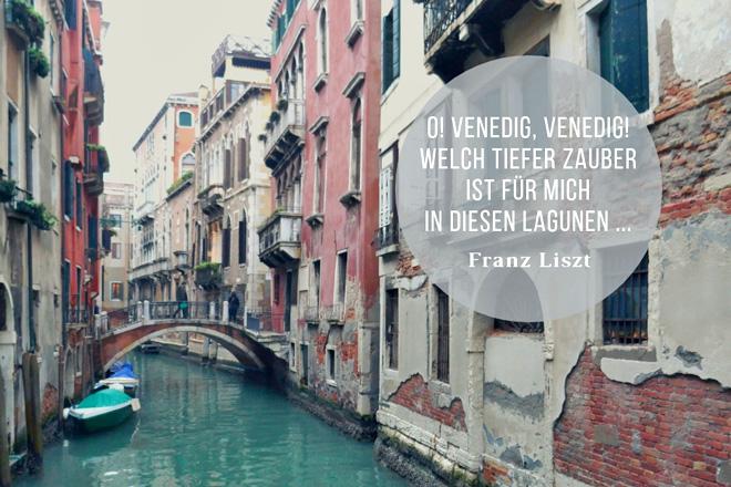 Franz Liszt Venedig