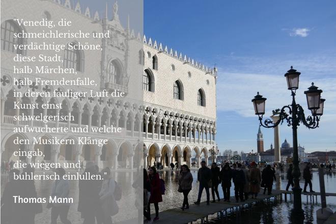 Thomas Mann über Venedig